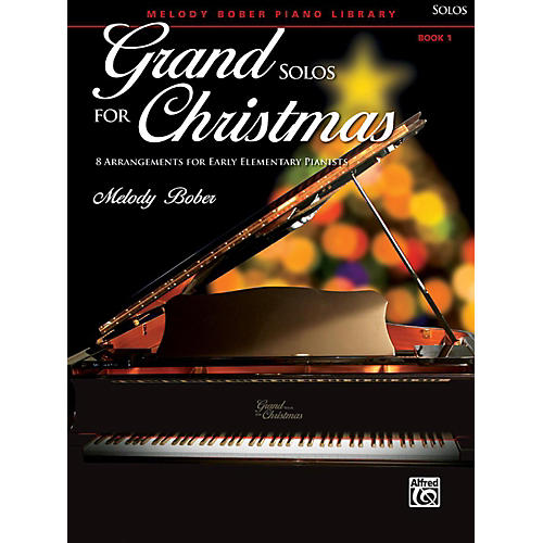 Alfred Grand Solos for Christmas, Book 1 Early Elementary