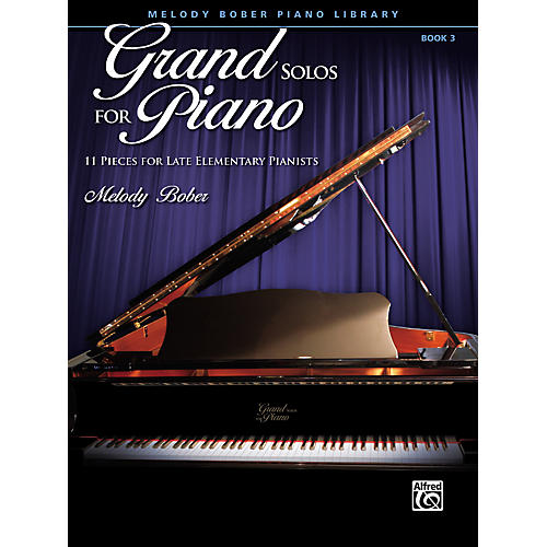 Alfred Grand Solos for Piano Book 3
