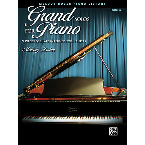 Alfred Grand Solos for Piano Book 6-thumbnail