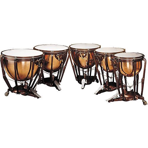 Ludwig Grand Symphonic Series Timpani Concert Drums-thumbnail