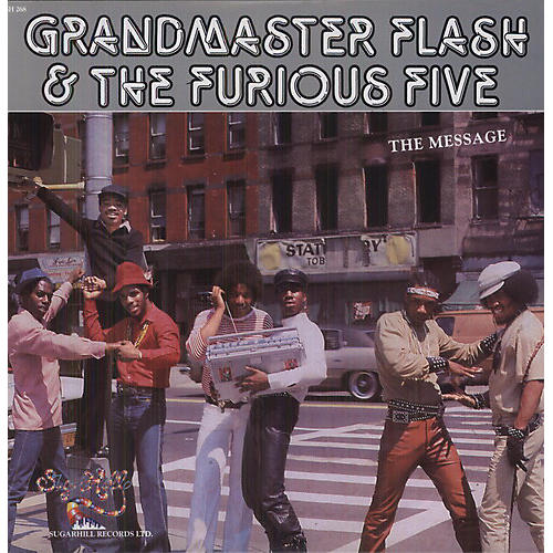 Alliance Grandmaster Flash - Message