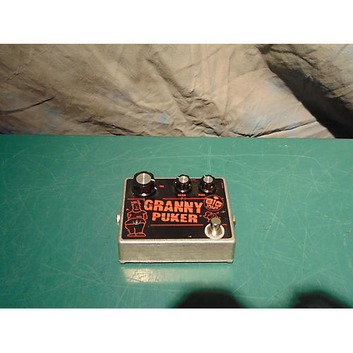 In Store Used Granny Puker Bass Effect Pedal-thumbnail