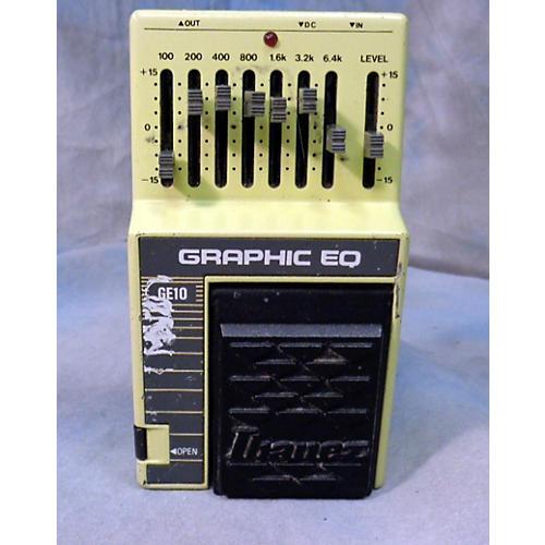 Ibanez Graphic EQ Pedal-thumbnail