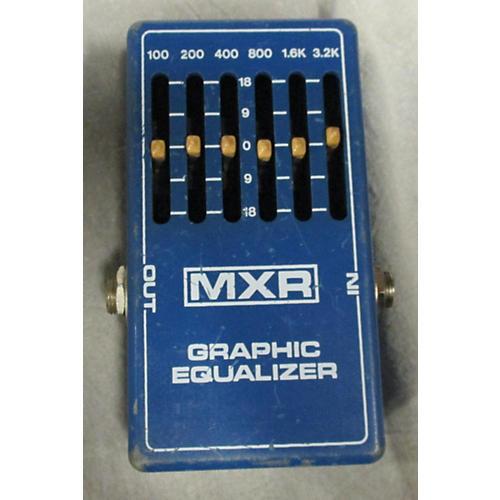 MXR Graphic Equalizer Pedal-thumbnail