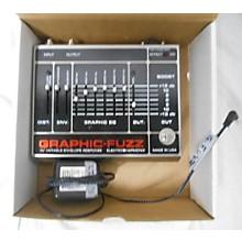 Electro-Harmonix Graphic Fuzz Effect Pedal