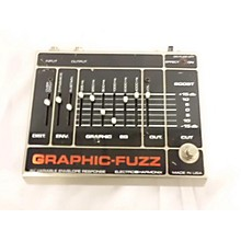 Electro-Harmonix Graphic Fuzz Fuzz Effect Pedal