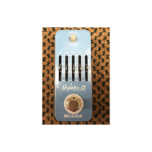 Mooer Graphic G 5-Band EQ Pedal-thumbnail