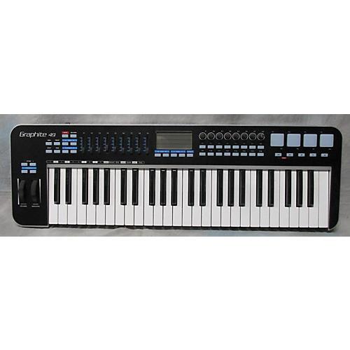 Samson Graphite 49 Key MIDI Controller-thumbnail
