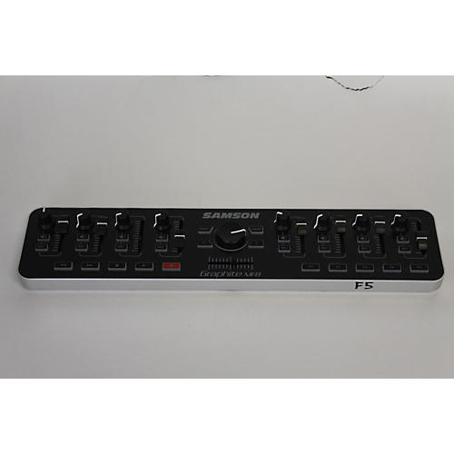 used samson graphite mf8 midi controller guitar center. Black Bedroom Furniture Sets. Home Design Ideas