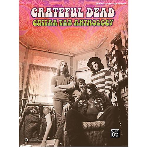 Alfred Grateful Dead - Guitar TAB Anthology Book