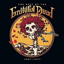 Grateful Dead - The Best of the Grateful Dead 1967-1977 Vinyl LP