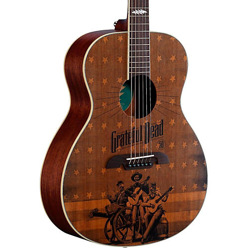 Alvarez Grateful Dead 50th Anniversary Acoustic Guitar-thumbnail