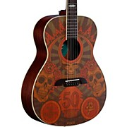 Grateful Dead 50th Anniversary Acoustic Guitar