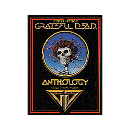 Alfred Grateful Dead Anthology Guitar Tab Book
