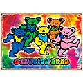 Hal Leonard Grateful Dead Bears Tin Sign thumbnail