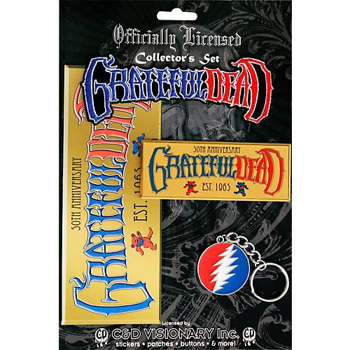 C&D Visionary Grateful Dead Collector's Set-thumbnail