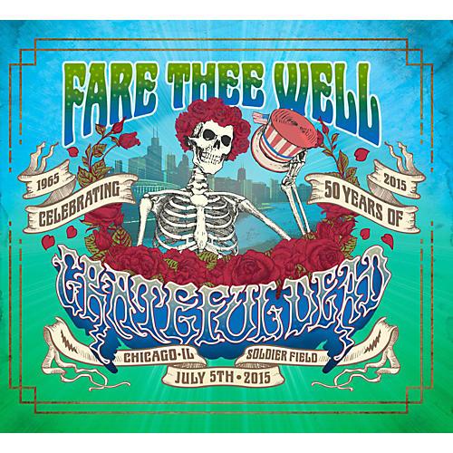 WEA Grateful Dead Fare Thee Well 2DVD-thumbnail