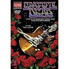 Cherry Lane Grateful Dead Legendary Licks (DVD)