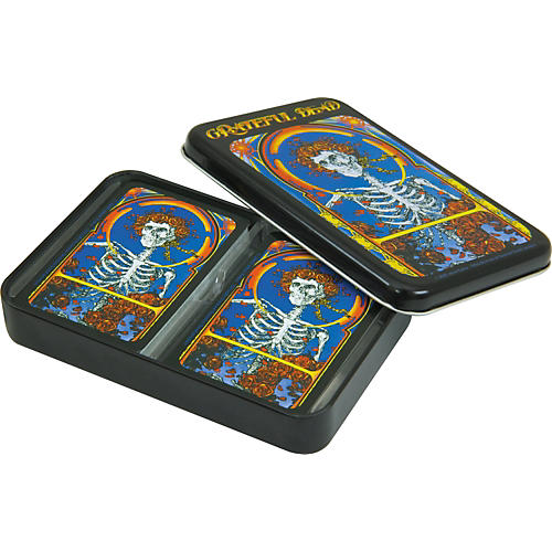 Vandor Grateful Dead Playing Cards-thumbnail