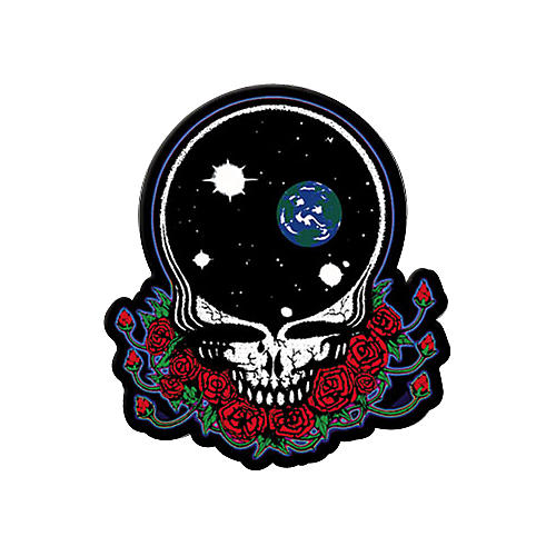 Gear One Grateful Dead Space Your Face Patch-thumbnail