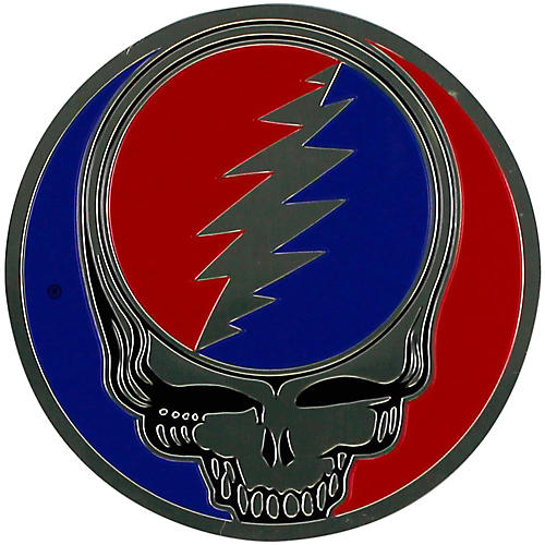 C&D Visionary Grateful Dead Steal Your Face Heavy Metal Sticker-thumbnail