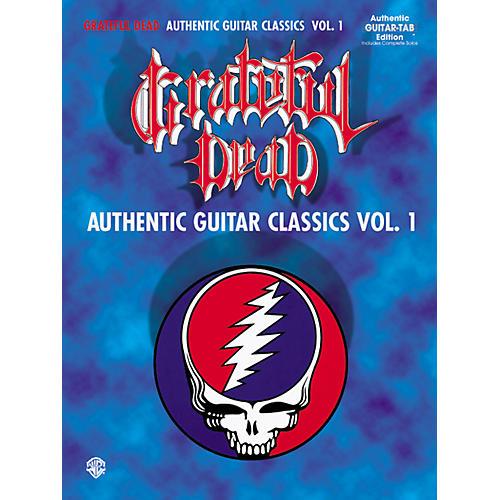 Alfred Grateful Dead, Volume 1 (Authentic Transcription-Guitar)-thumbnail