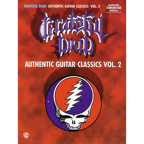 Alfred Grateful Dead, Volume 2 (Authentic Transcription-Guitar)-thumbnail