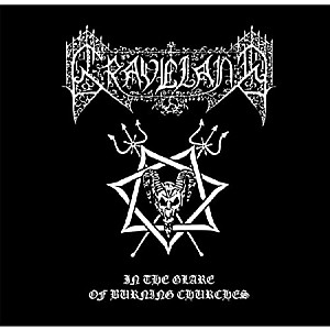 Graveland - in the Glare of Burning Churches by