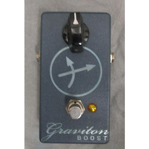 In Store Used Graviton Boost Effect Pedal  0-thumbnail