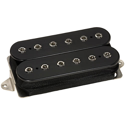 DiMarzio Gravity Storm Steve Vai Signature Pickup Black Bridge