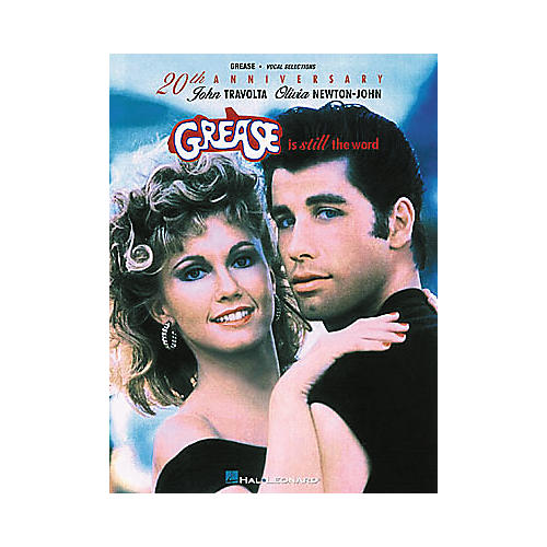 Hal Leonard Grease is Still the Word Vocal Book-thumbnail