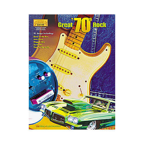 Hal Leonard Great '70s Rock Book-thumbnail