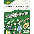 Curnow Music Great Composers (F Horn/Eb Horn - Grade 0.5) Concert Band Level 1/2 thumbnail