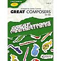 Curnow Music Great Composers (Flute/Oboe - Grade 0.5) Concert Band Level 1/2 thumbnail