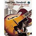 Alfred Great Jazz Standards Anthology for Guitar Book-thumbnail