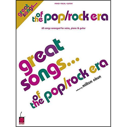 Cherry Lane Great Songs of the Pop/Rock Era Book-thumbnail