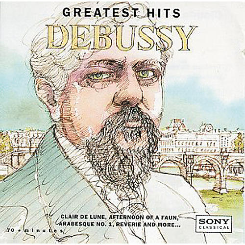 Sony Greatest Hits Series: Debussy