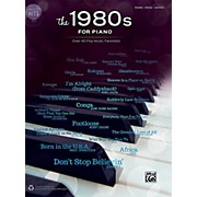 Alfred Greatest Hits: The 1980s for Piano - Piano/Vocal/Guitar Songbook