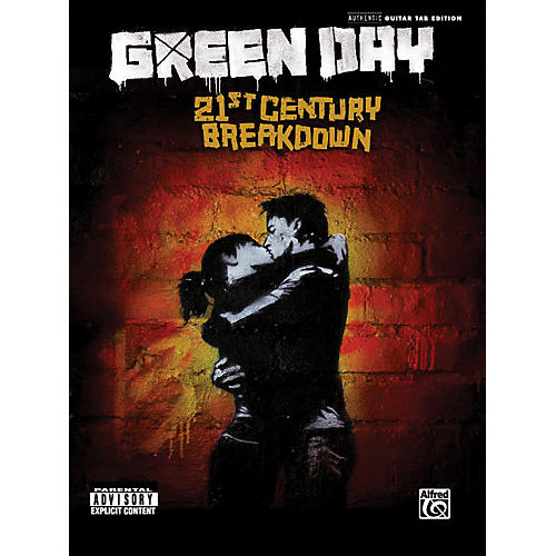 Hal Leonard Green Day  - 21st Century Breakdown Guitar Tab Songbook