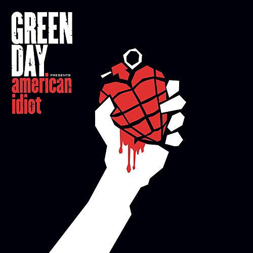 WEA Green Day - American Idiot (2Lp 180 Gram Vinyl W/Poster)-thumbnail