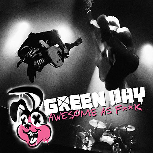 WEA Green Day - Awesome As F**K CD & BLU-RAY or DVD-thumbnail