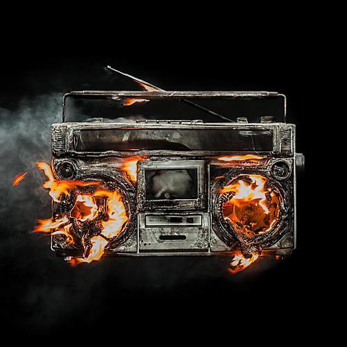 WEA Green Day - Revloution Radio - CD-thumbnail