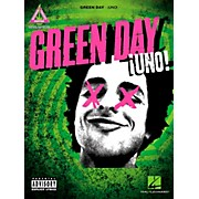 Hal Leonard Green Day - Uno Guitar Tab Songbook