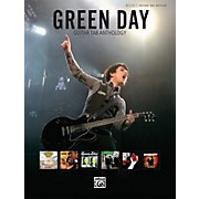Alfred Green Day Guitar Tab Anthology Book