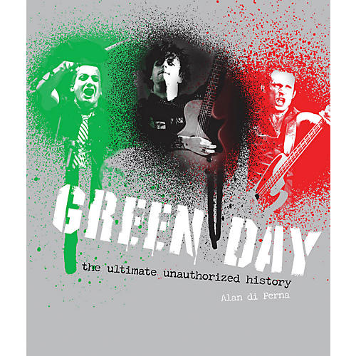 Hal Leonard Green Day The Unauthorized Illustrated History Ref Book-thumbnail