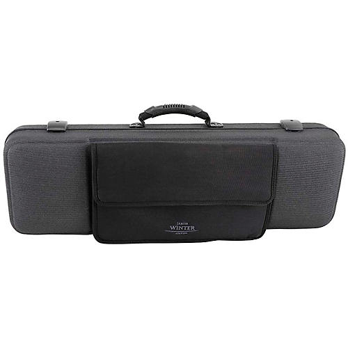 J. Winter Green LinE Series Violin Case with Music Pocket-thumbnail