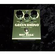 Way Huge Electronics Green Rhino Mkii Effect Pedal