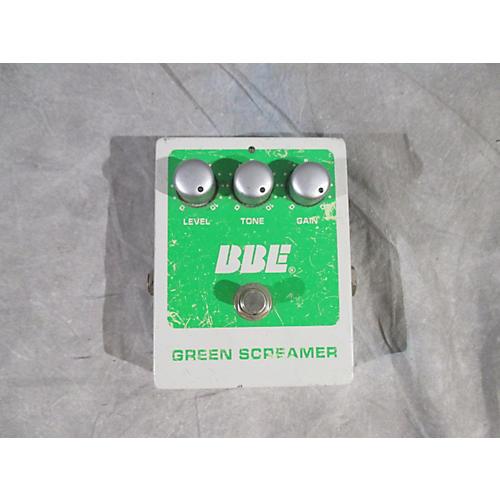 BBE Green Screamer Overdrive Effect Pedal-thumbnail