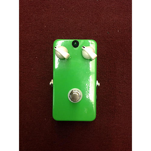 In Store Used Green VLO Effect Pedal