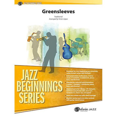 Alfred Greensleeves - Grade 0.5 (Very Easy)-thumbnail